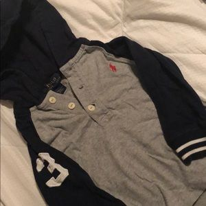 Polo by Ralph Lauren long sleeve hoodie